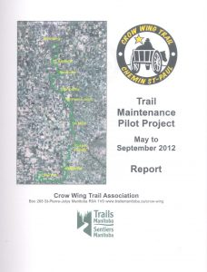 Trail Maintenance Pilot Project